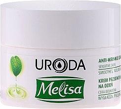 Духи, Парфюмерия, косметика Дневной крем для лица против морщин - Uroda Melisa Face Cream
