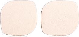 Духи, Парфюмерия, косметика Спонж для макияжа двойной - Missha NBR-Flocking Dual Puff