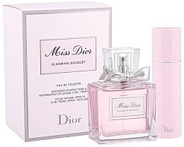 Духи, Парфюмерия, косметика Dior Miss Dior Blooming Bouquet - Набор (edt/100ml + edt/10ml)