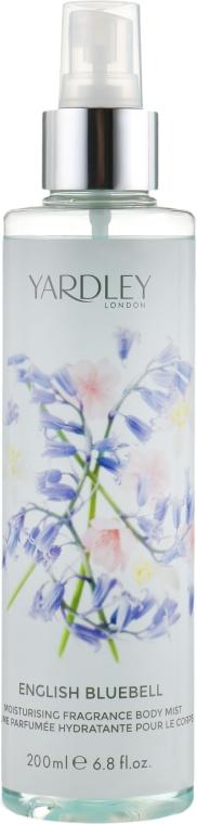 Спрей для тела - Yardley English Bluebell Body Mist