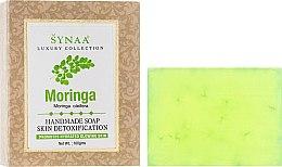"""Духи, Парфюмерия, косметика Витаминизированное мыло ручной работы с растительными экстрактами """"Моринга"""" - Synaa Luxury Collection Moringa Handmade Soap"""