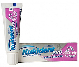 Духи, Парфюмерия, косметика Классический крем для зубных протезов - Kukident Denture Cream Classic Flavor