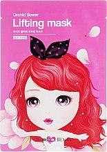 Духи, Парфюмерия, косметика Тканевая маска для лица с лифтинг-эффектом - The Orchid Skin Orchid Flower Lifting Mask