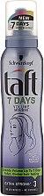 Духи, Парфюмерия, косметика Пенка для укладки волос - Taft 7 Days Volume Mousse