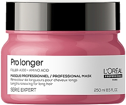 Духи, Парфюмерия, косметика Маска для восстановления плотности поверхности волос по длине - L'Oreal Professionnel Serie Expert Pro Longer Lengths Renewing Masque