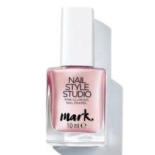 Духи, Парфюмерия, косметика Лак для ногтей - Avon Nail Style Studio Pink Illusions