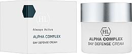 Духи, Парфюмерия, косметика Дневной защитный крем - Holy Land Cosmetics Alpha Complex Day Defense Cream