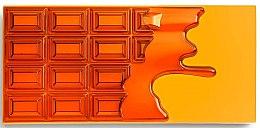 Духи, Парфюмерия, косметика Палетка теней для век, 18 оттенков - I Heart Revolution Honey Chocolate Palette