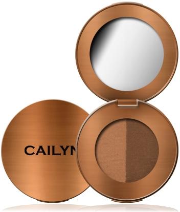 Тіні для брів - Cailyn Eyebrow Duo — фото N1