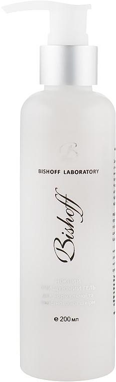 М'який очищуючий гель з бузиною - Bishoff — фото N3