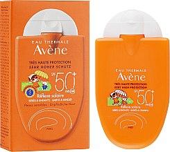Духи, Парфюмерия, косметика Солнцезащитный крем для детей - Avene Solar Reflex Children SPF 50+