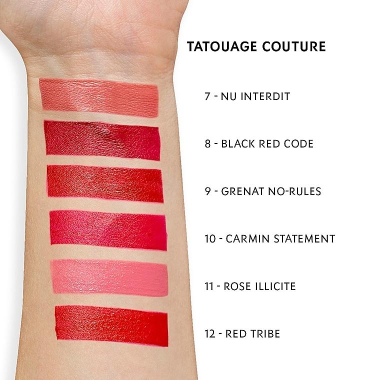 Матовая помада-татуаж для губ - Yves Saint Laurent Tatouage Couture — фото N3