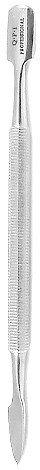 Пушер профессиональный двухсторонний, P-522, 12 см - QPI P-522