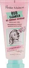 Духи, Парфюмерия, косметика Очищаючий гель-пилинг для лица - Petite Maison Rub Cleanser Peeling Gel