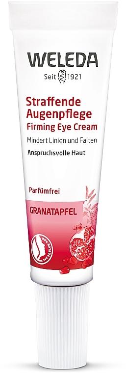 Гранатовый крем-лифтинг для ухода за кожей вокруг глаз - Weleda Granatapfel Straffende Augenpfleg