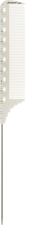 Расческа для волос, 13702, белая - SPL