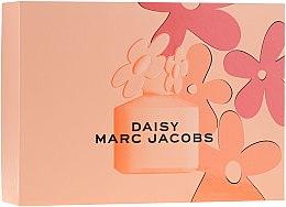 Духи, Парфюмерия, косметика Marc Jacobs Daisy - Набор (edt/50ml + b/lot/75ml + sh/gel/75ml)