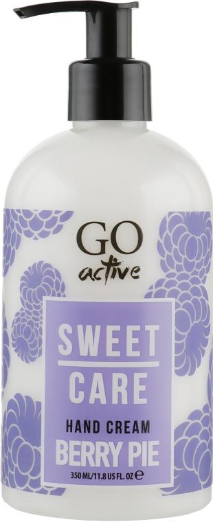 Крем для рук - GO Active Sweet Care Berry Pie Hand Cream