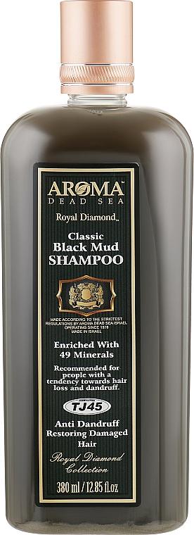 Шампунь против перхоти и выпадения волос - Aroma Dead Sea Shampoo