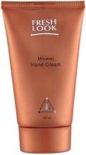 Духи, Парфюмерия, косметика Крем для рук с минеральными добавками - Fresh Look Mineral Hand Cream
