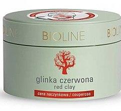 Духи, Парфюмерия, косметика Красная глина для лица и тела - Bioline Red Clay