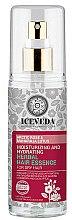 Духи, Парфюмерия, косметика Эссенция для волос - Iceveda Arctic Rose&Maharaja Lotus Moisturizing and Hydrating Herbal Hair Essence
