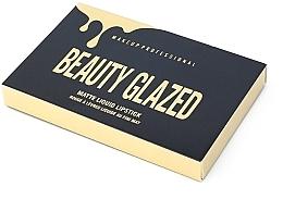 Духи, Парфюмерия, косметика Набор - Beauty Glazed Matte Liquid Lipstick Mini Set (lipstick/6х3.96ml)