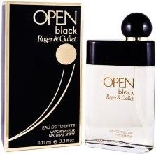 Духи, Парфюмерия, косметика Roger&Gallet Open Black - Туалетная вода