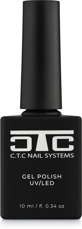 "Гель-лак для ногтей ""Шиммер"" - C.T.C Nail Systems"