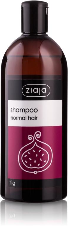 """Шампунь для нормальных волос """"Инжир"""" - Ziaja Shampoo For Normal Hair"""