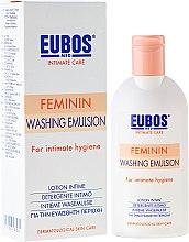Духи, Парфюмерия, косметика Эмульсия для интимной гигиены - Eubos Med Intimate Care Feminin Washing Emulsion