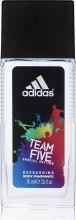 Духи, Парфюмерия, косметика Adidas Team Five - Одеколон