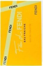 Духи, Парфюмерия, косметика Fendi Fan di Fendi Eau Fraiche - Туалетная вода (пробник)