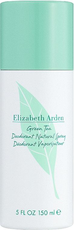 Elizabeth Arden Green Tea Deodorant Spray - Дезодорант для тела