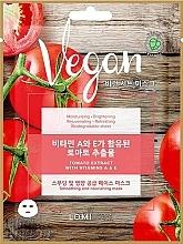 Духи, Парфюмерия, косметика Маска для лица с экстрактом томата - Lomi Lomi Vegan Mask