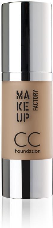 Тональная основа - Make Up Factory CC Foundation Color Correcting SPF10