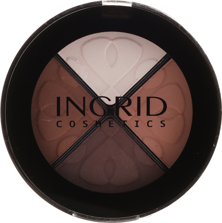 Тени для век - Ingrid Cosmetics Smoky Eyes Eye Shadows