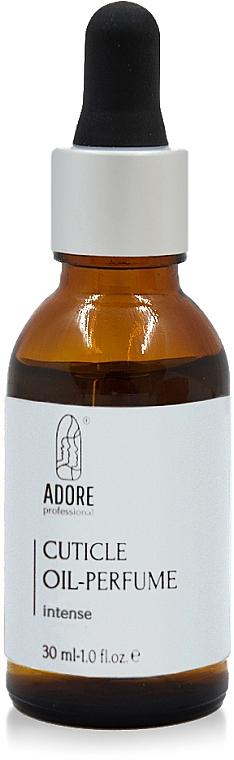Масло-парфюм для кутикулы - Adore Professional Intense Cuticle Oil