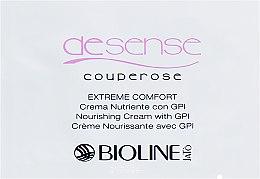 Духи, Парфюмерия, косметика Крем питательный с GPI - Bioline Jato Desense Couperose Nourishing Cream with GPI (пробник)