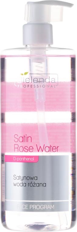 Сатиновая розовая вода - Bielenda Professional Face Program Satin Rose Water