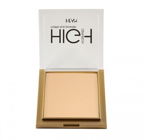 Пудра для лица - Hean High Definition Powder