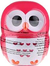 """Духи, Парфюмерия, косметика Бальзам для губ """"Сова"""", красная - Martinelia Owl Lip Balm"""