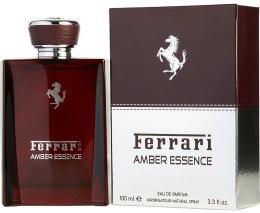 Духи, Парфюмерия, косметика Ferrari Amber Essence (2016) - Парфюмированная вода