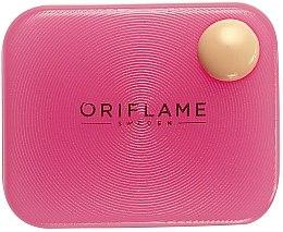 Духи, Парфюмерия, косметика Силиконовый спонж для макияжа, розовый - Oriflame