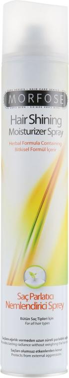 Спрей травяной для ухода за волосами - Morfose Herbal Polishing And Moisturizing Spray