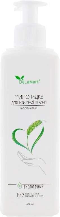 """Мыло для интимной гигиены """"Увлажняющее"""" - De La Mark"""