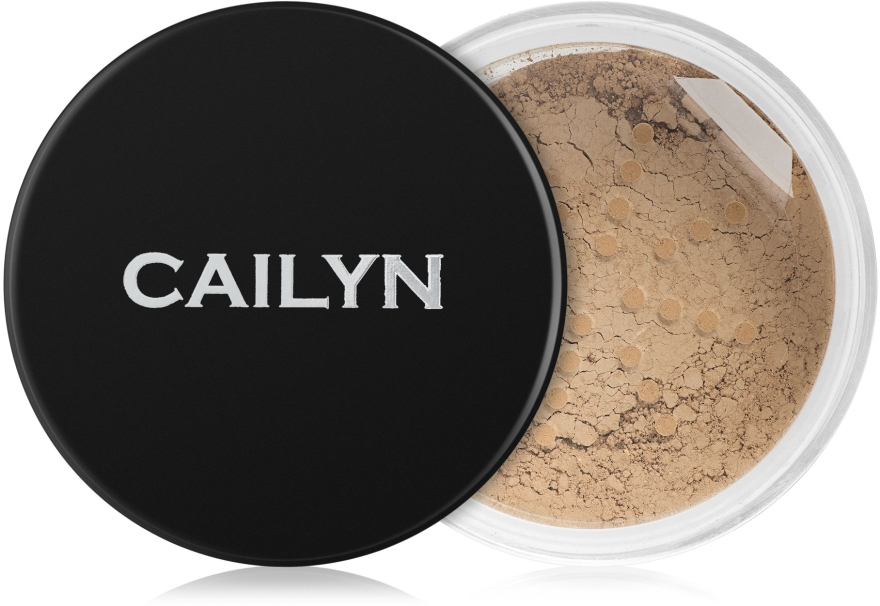 Минеральная пудра - Cailyn Deluxe Mineral Foundation Powder