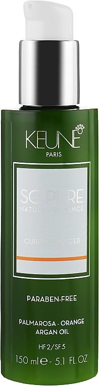 """Крем """"Укрощенный локон"""" - Keune So Pure Natural Balance Curl Enhancer"""