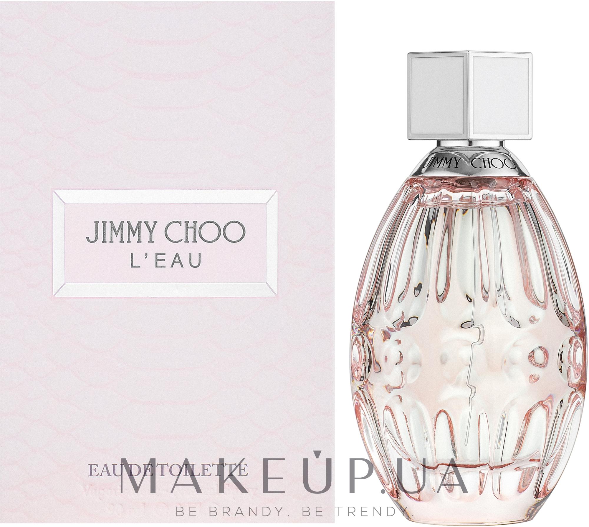 Jimmy Choo L'Eau - Туалетная вода  — фото 90ml