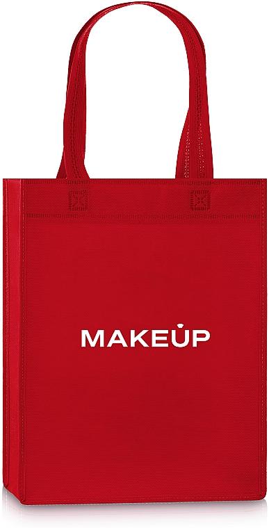 Сумка-шоппер, красная «Springfield» - Makeup Eco Friendly Tote Bag